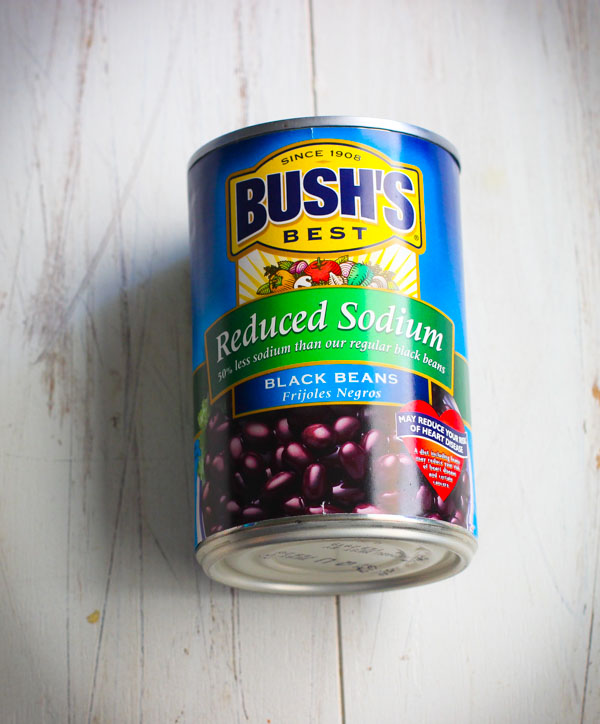 Bush's Black Beans Low Sodium