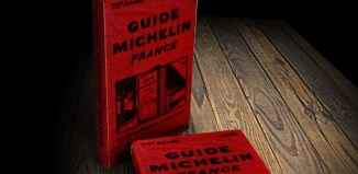 Very first Michelin guide book