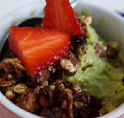 Raw yoghurt
