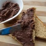 Proteinrig Nutella (med belgisk chokolade)