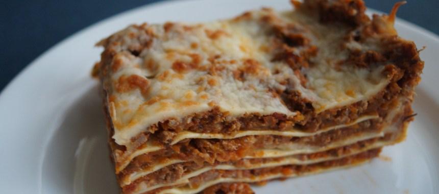 Lasagne – med inspiration fra det ægte italienske køkken