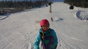 Snowboard ferie Wagrain