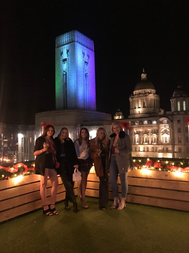 Liberte Liverpool Rooftop
