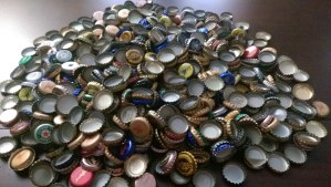 Whats With The Bottle Caps?