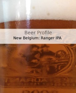 Beer Profile: New Belgium Ranger IPA
