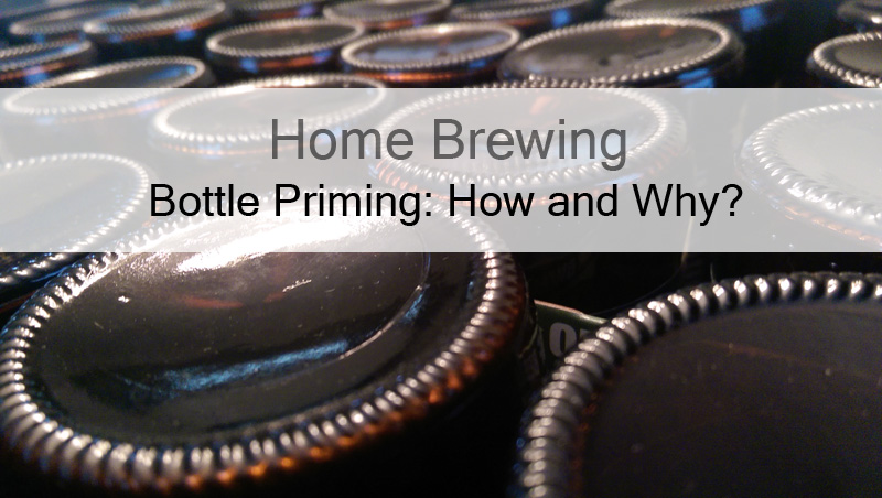A home brew bottle priming primer...