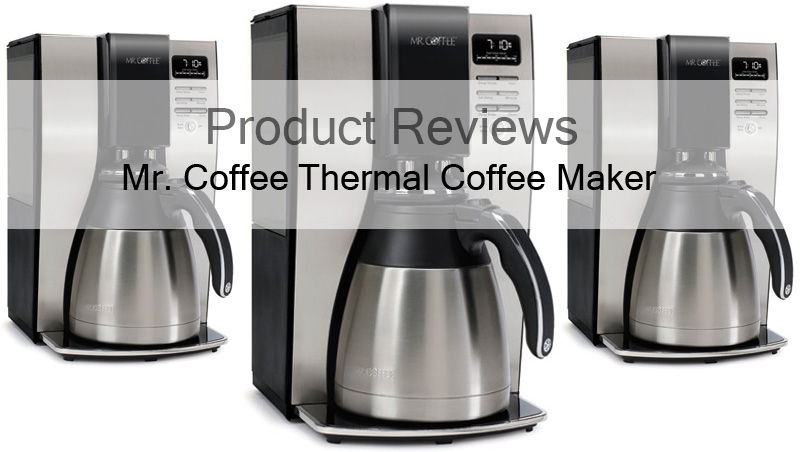 Mr Coffee Coffee Maker Review