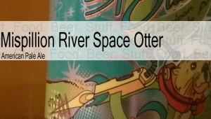 Mispillion River Brewing Space Otter