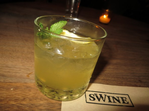 Swine cocktail