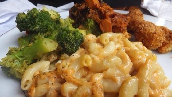Vegan Lunch Closeup
