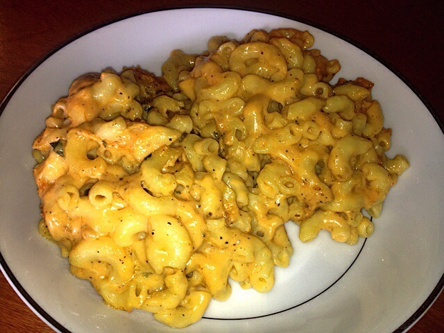 Vegan Mac N' Cheese