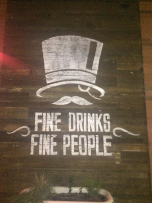 Fine Drinks Fine People