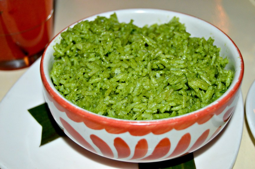 Bodega Negra Green Rice