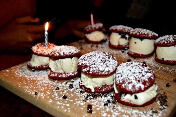 Row House Dessert