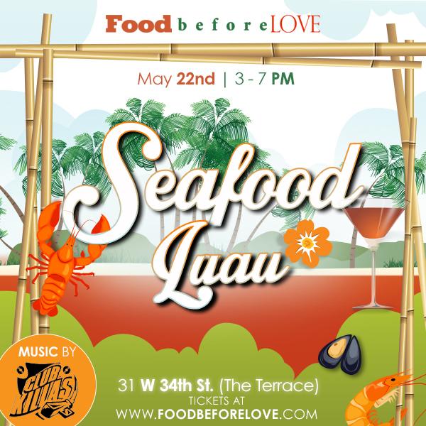 NYC Seafood Luau