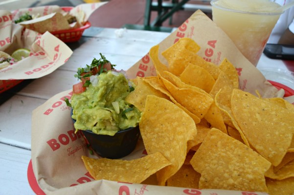 Bodega South Beach Guacamole