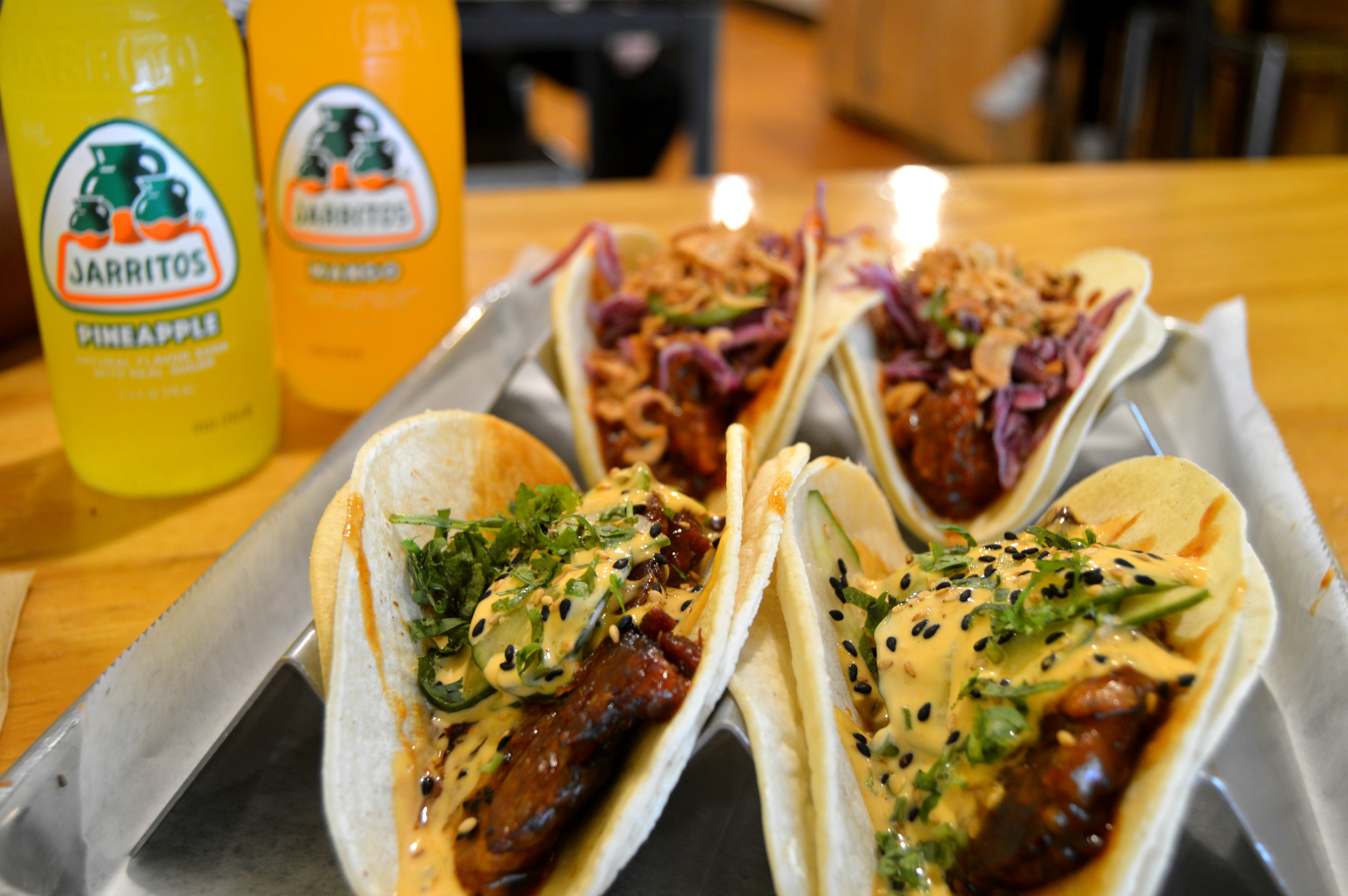 Revolution Tacos Korean Short Rib
