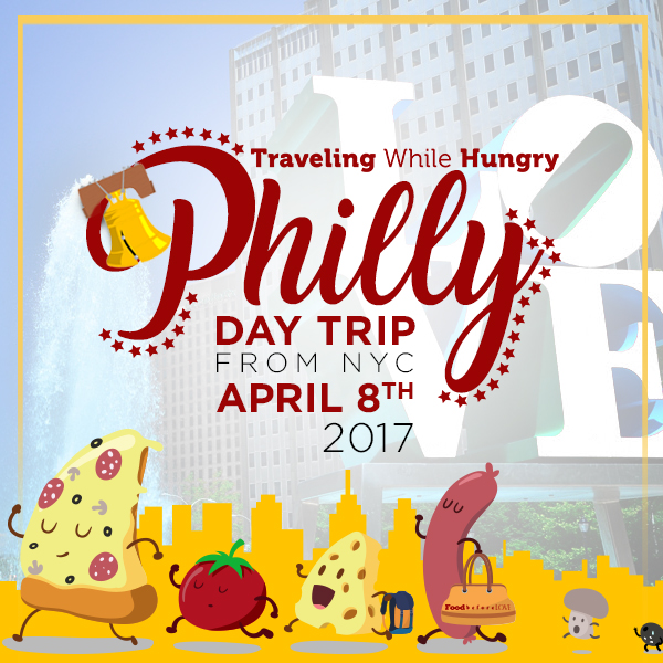 Traveling while hungry Philly