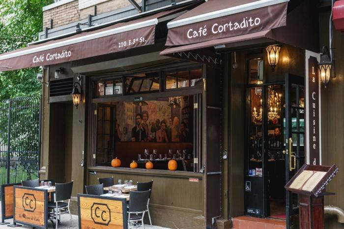 Cafe Cortadito Exterior
