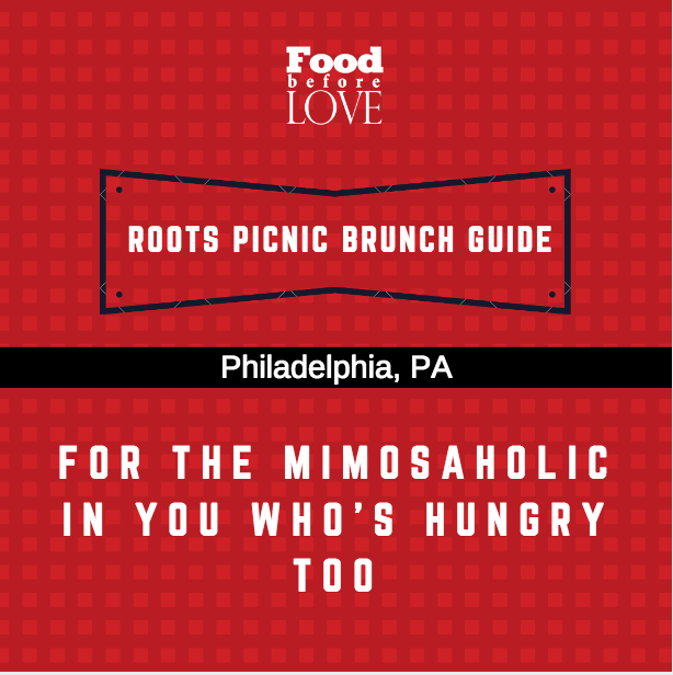 The Roots Picnic Brunch Guide