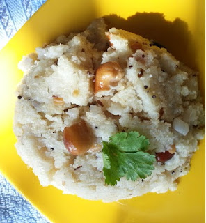 Rava Upma – Quick & Tasty Tiffin