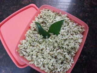 karuveppilai saadham,curry leaf rice