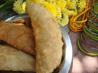 Sweet Somas – Aadi Pooram/Seemandham special
