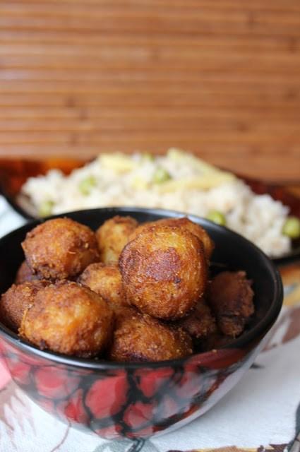 baby potato roast, roasted baby potatoes
