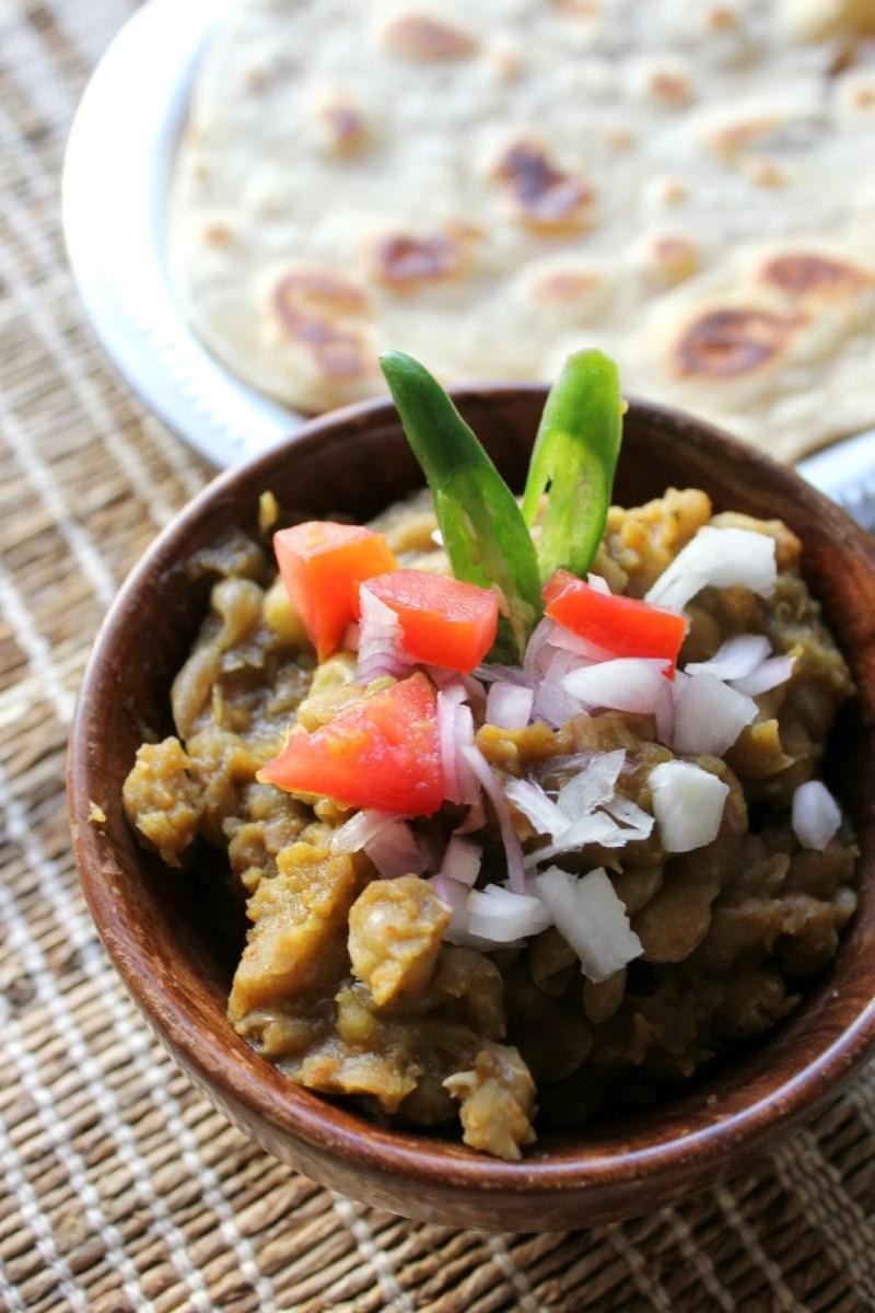 Matar Kulcha - Delhi Street Food