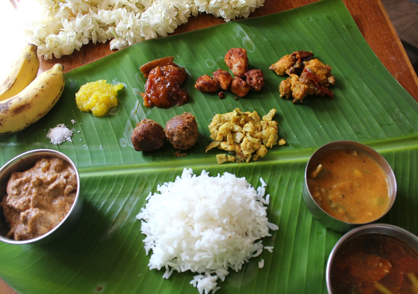 Tamilnadu meals food better be good for Aharam traditional cuisine of tamil nadu