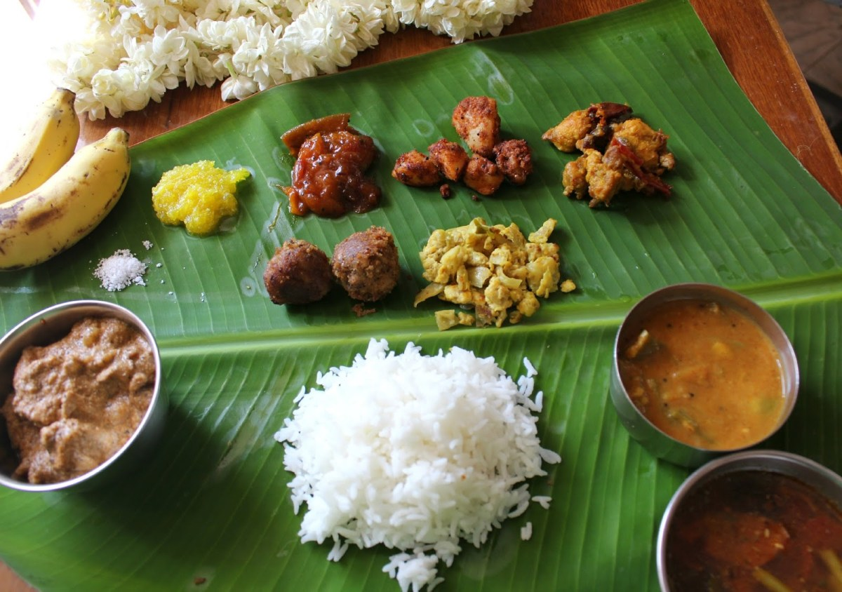 TamilNadu Meals