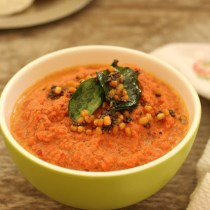 carrot beetroot chutney