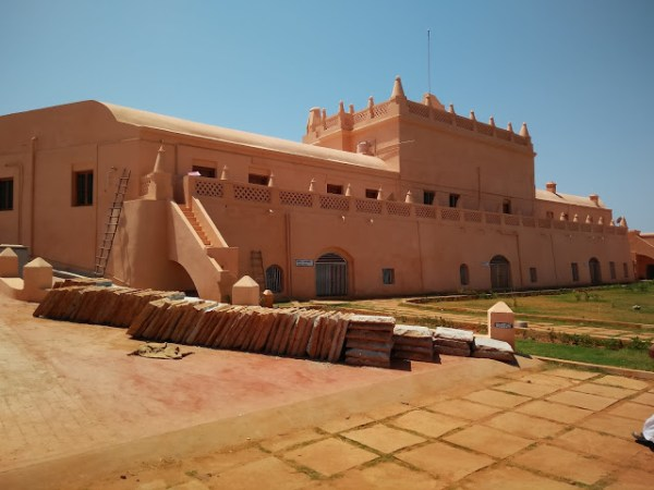 Danish Fort