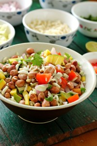 Beach style masala kadalai - Boiled peanut salad