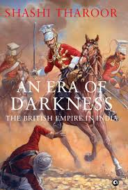 Book I am reading - An era of darkness