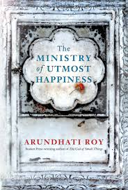 book review - the ministry of utmost happiness