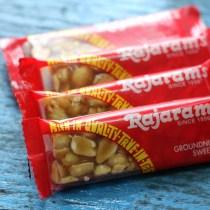 Peanut chikki bars