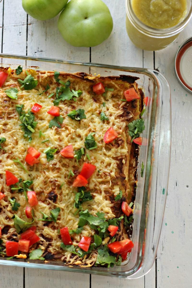 Enchilada Salsa Verde
