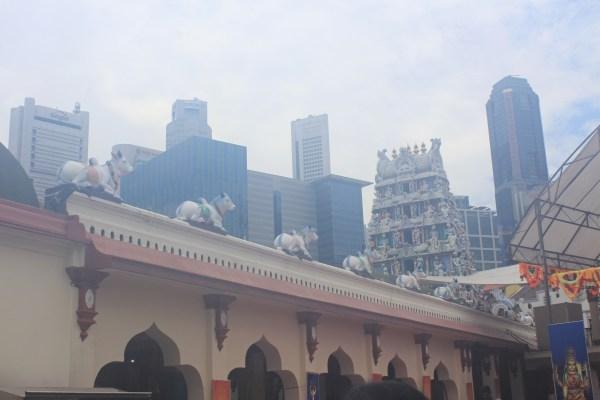 Mariamman kovil Singapore