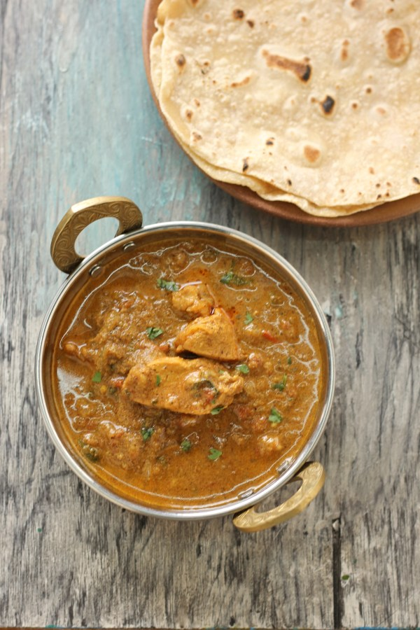 Nagoor chicken curry
