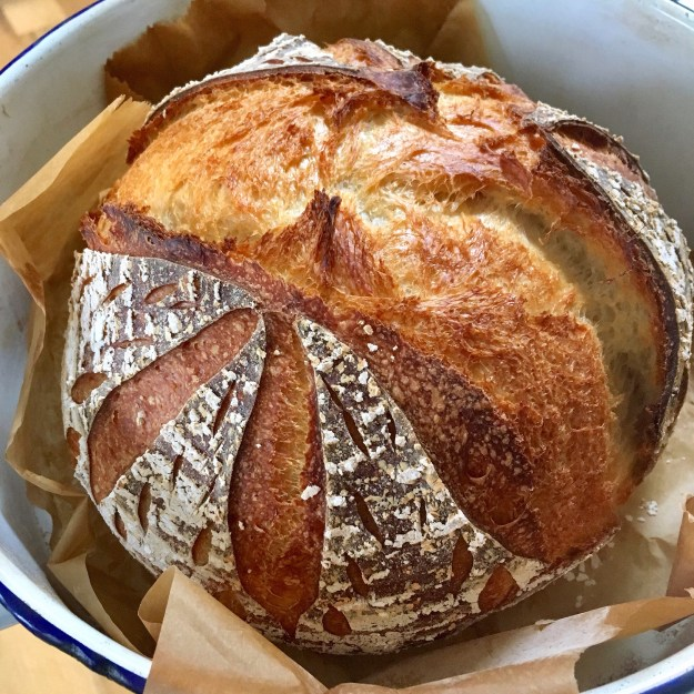 Buttermilk Sourdough Loaf Foodbod
