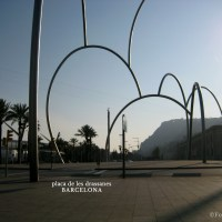 Tapas in sunny Barcelona