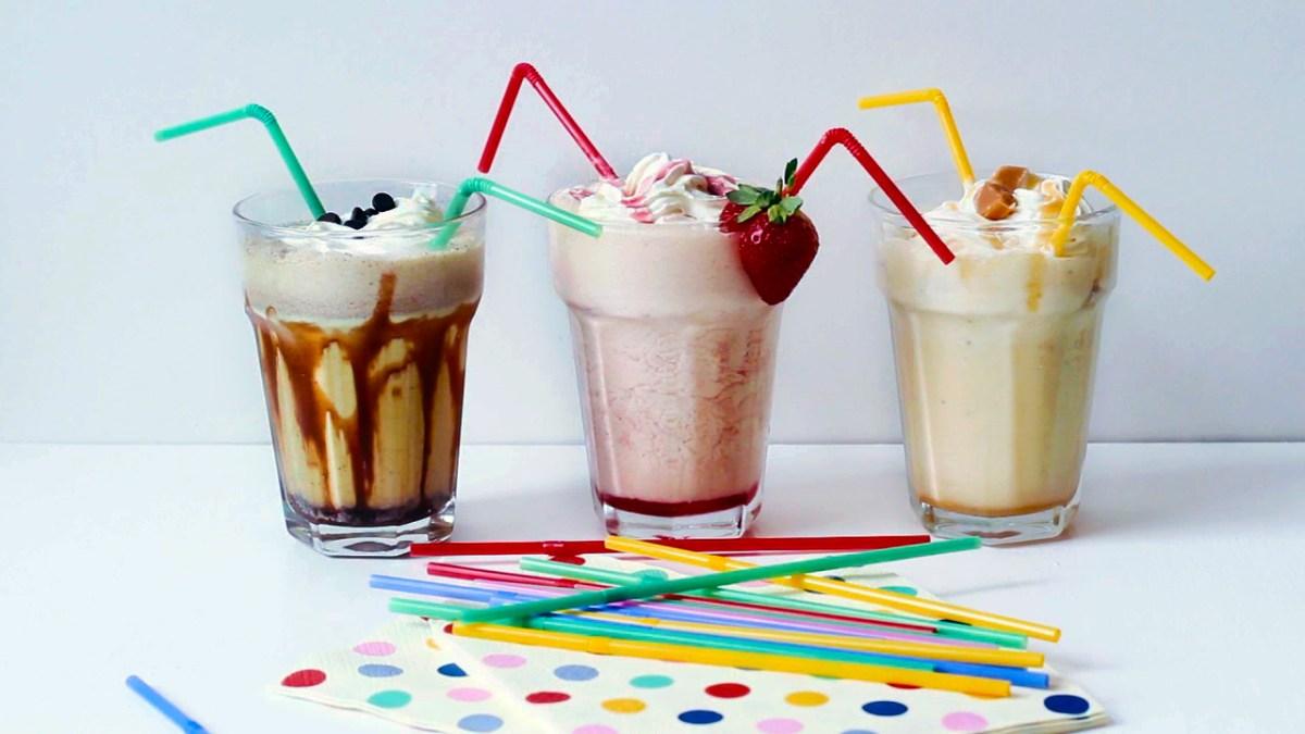 Classic American Milkshake Recipes   Food Channel