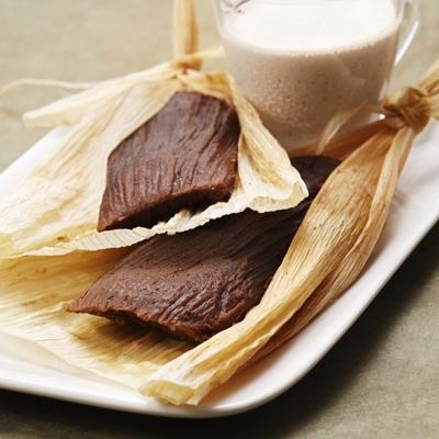 Abuelita Chocolate Tamales recipe