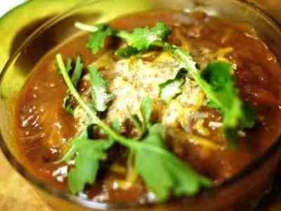 Pumpkin Chili Mexicana Recipe