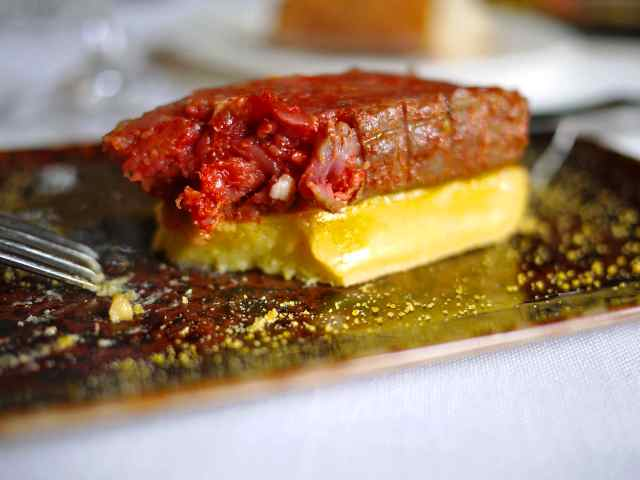 Etxebarri grilled fresh chorizo