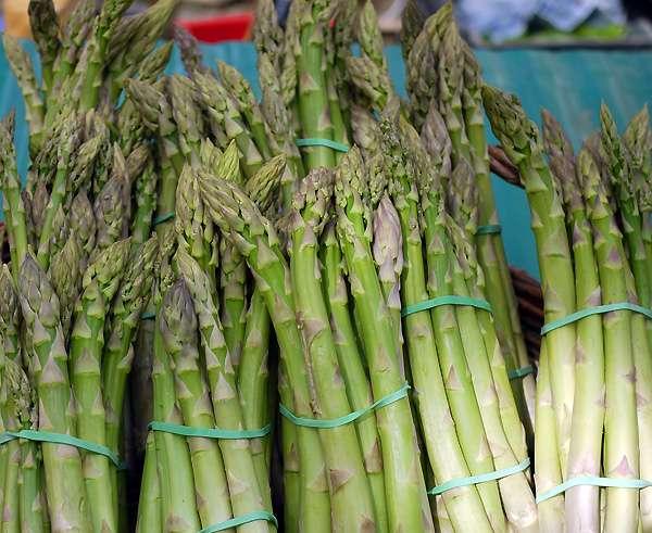 Friulian Asparagus