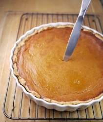 Classic Pumpkin Pie - easy and delicious
