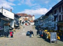 Gruyere Village