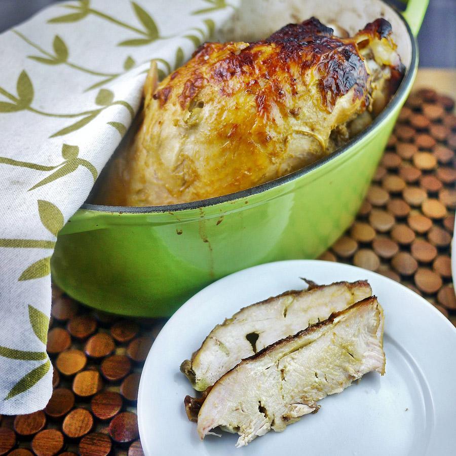 Oven Roasted Turkey Breasts: Thanksgiving Turkey recipe